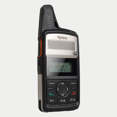 Radio Portátil Digital - Ultracompacto PD366 marca Hytera