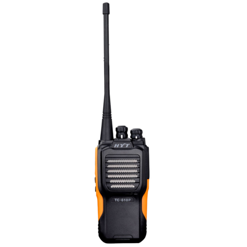 Radio Portátil Análogo Profesional TC-610P marca Hytera