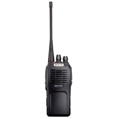 Radio Portátil Análogo Profesional TC-700 marca Hytera