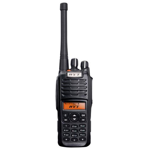 Radio Portátil Análogo Profesional TC-780 marca Hytera