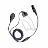 Surveillance Earpiece 2-Wire with Transparent Tube