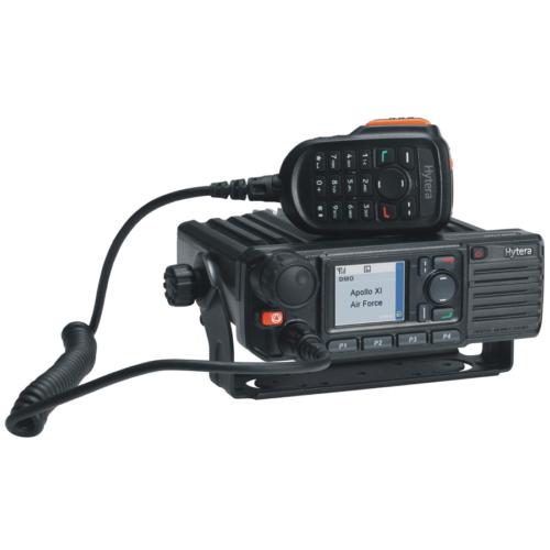 Radio Móvil con Diseño Ergonómico MD786 | MD786G marca Hytera
