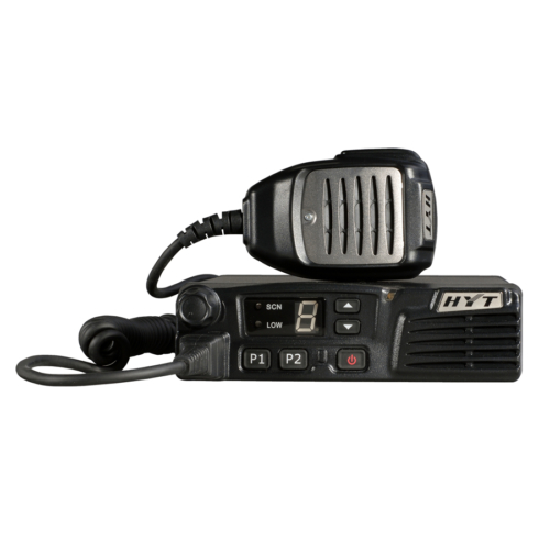 Radio Móvil Análogo Profesional TM-600 marca Hytera