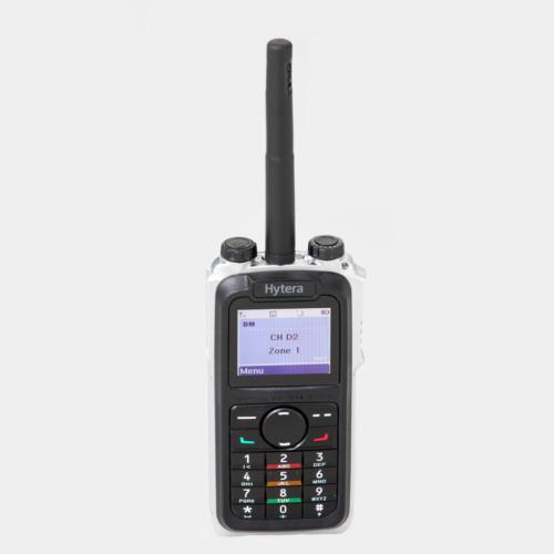 Radio DMR Portátil Ejecutivo X1p marca Hytera
