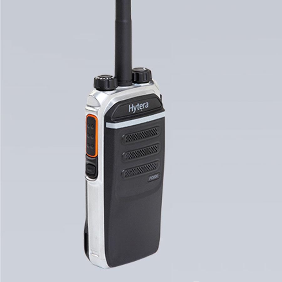 Radio Portátil Digital PD606   PD606G – Setronics