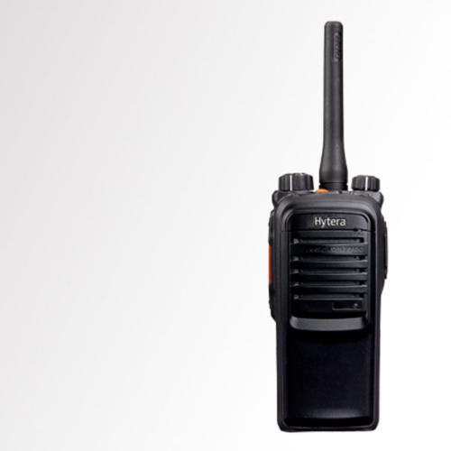 Radio Portátil Digital Profesional PD706 | PD706G marca Hytera