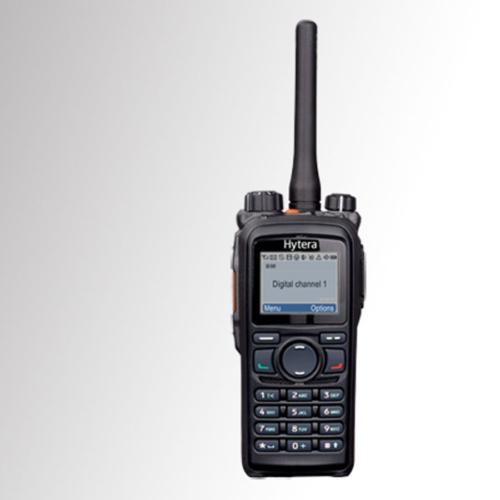 Radio Portátil Digital Profesional PD786 | PD786G marca Hytera