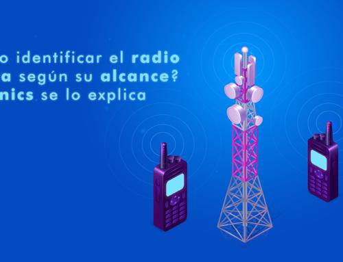 ¿Cómo identificar el radio de Hytera según su alcance? Setronics se lo explica.