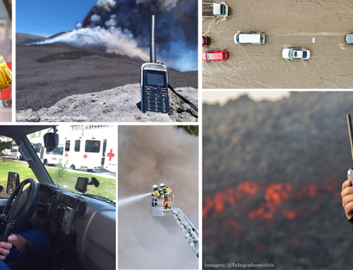 Despliegue de emergencia desastres en Colombia, dispositivos de comunicación Hytera. Le contamos…