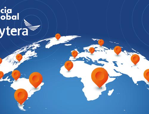 Presencia HYTERA en el mundo. Soluciones integrales en comunicaciones
